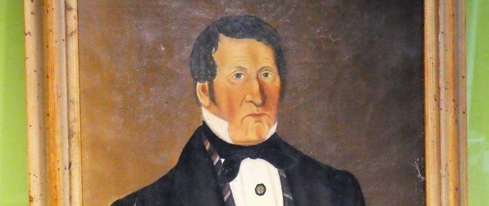 Heinrich Strub, der Reisensenn
